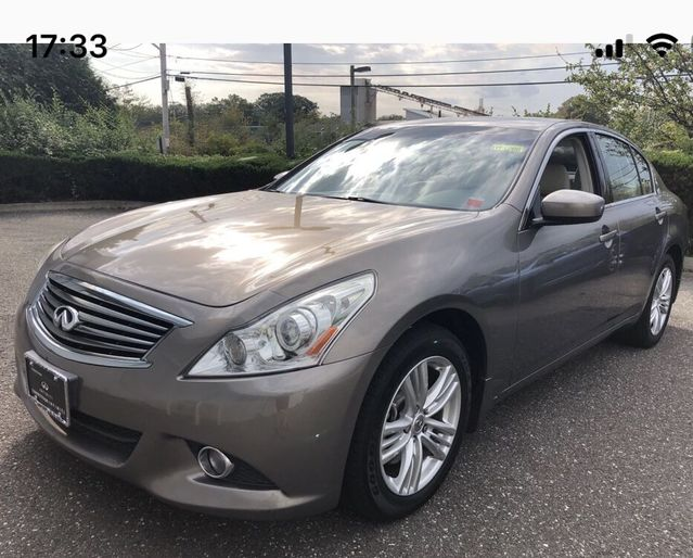 Used Infiniti G37 Sedan Commack Ny