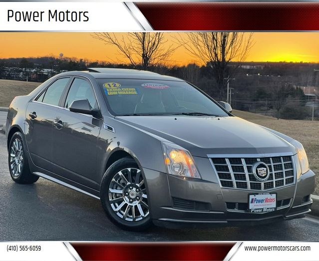 Used Cadillac Cts Sedan West Babylon Ny